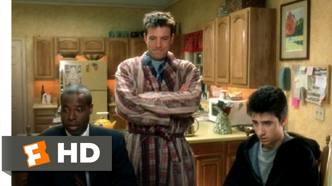 Surviving Christmas.Surviving Christmas 2 8 Movie Clip Contractually Obliged 2004 Hd