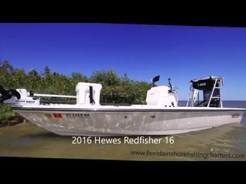 2016 Hewes Redfisher 16/Yamaha 115 LB Four Stroke