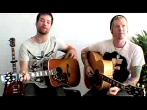 David Cook's 'Light On' Guitar Lesson