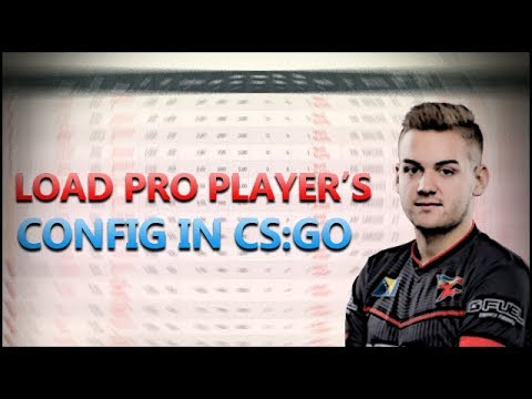 CS:GO - How To Load Pro Player's Config