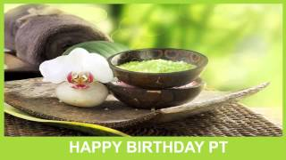 PT   Birthday Spa - Happy Birthday