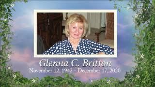 Glenna Britton: Celebration of Life