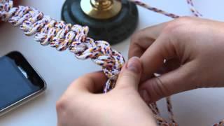плетение кордео