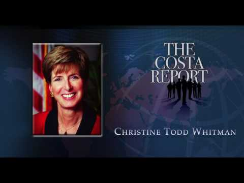 Christine Todd Whitman - February 9, 2017 - The Costa Report