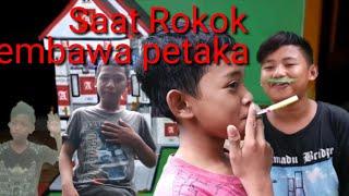 Ketika rokok menampar hati