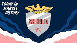 S.H.I.E.L.D. was first introduced today in 1965! | Today In Marvel History