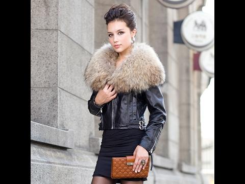 Кожаные женские куртки  С чем носить? Как Выбрать?