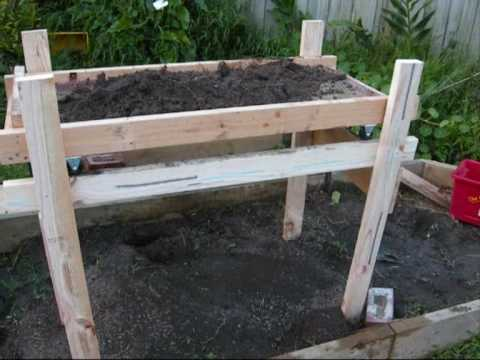 how to build soil tamper
