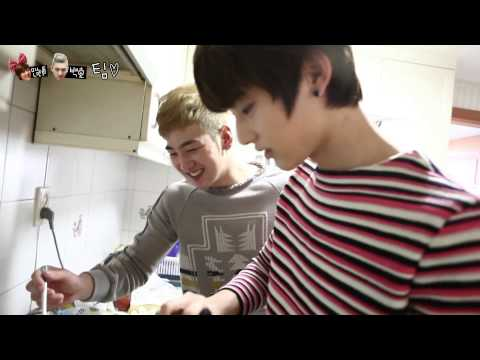 [Season2] NU'EST L.O.∧.E story Season 2- 보이는 TV '제2탄' 만원의 행복 2탄! .mp4