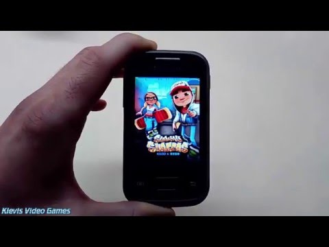 How To Install Subway Surfers on Android 2.3.6 (Samsung Galaxy Pocket)