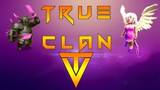 Clash of Clans True Clan Top 200