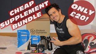 Cheap Supplement Bundle | Protein Dynamix