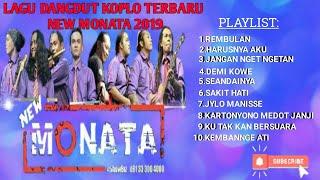 Playlist Lagu Dangdut Koplo NEW MONATA Terbaru 2019