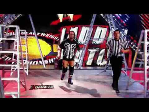 WWE The Bash - Hardy VS Punk