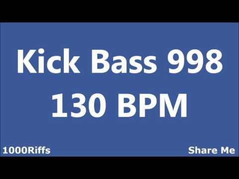 130 BPM : Kick Bass Drum 998 ✓ 30 Minutes