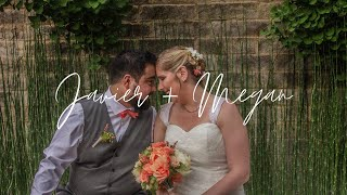 Sweet tribute to bride's mother, adorable first look | Maryland Wedding Highlight | Megan & Javier