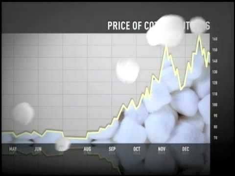 Floods and Cotton Price