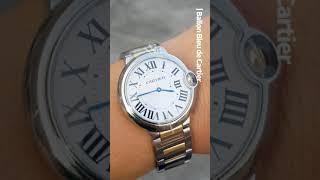 [세로영상] Cartier 까르띠에 발롱블루 36mm …