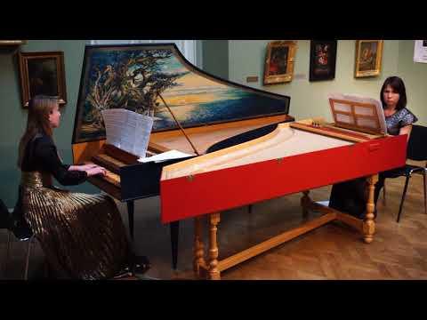 Nataliya Fomenko & Elena Zhukova Play Boccherini Fandango In The Khanenko Museum
