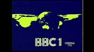 21 November 1984 BBC1 - Blue Peter trail & The Box of Delights part 1