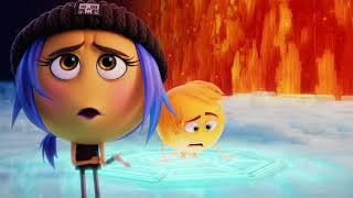 Эмоджи фильм (2017) - Огненный шар и огненная стена (7/10)|Mov Momentum