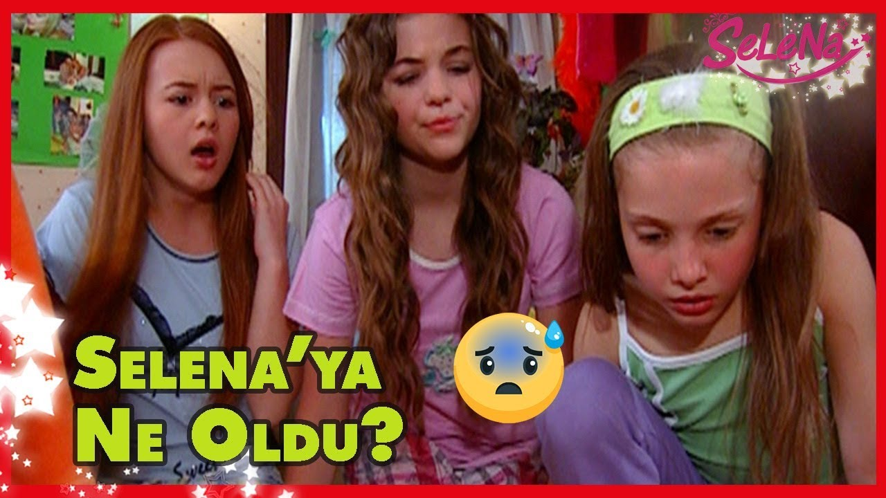 Selena'ya ne oldu?