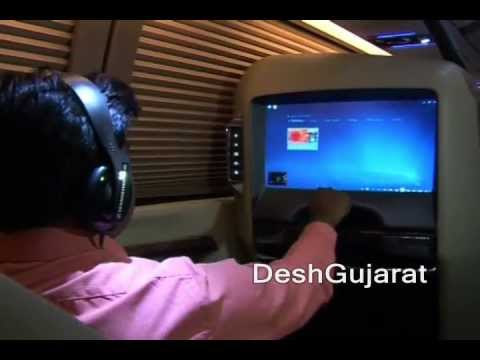 The costliest bus of Gujarat, see it to believe it