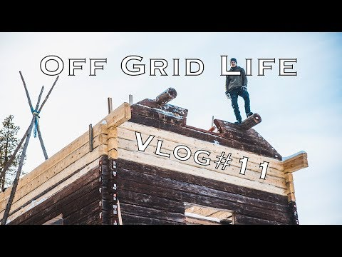 Off Grid Life | Building without big machines