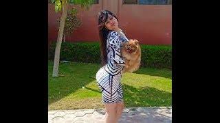 سما المصري تصطحب كلبها «توكي» في التصويت: «أحلى استفتاء ده ولا إيه» (فيديو وصور) | المصري اليوم