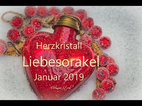 Dein Liebesorakel für Januar 2019