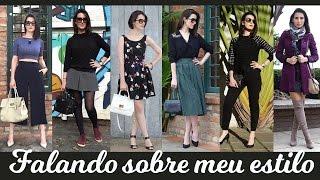 MODA | Falando sobre meu estilo(, 2016-09-13T14:00:05.000Z)