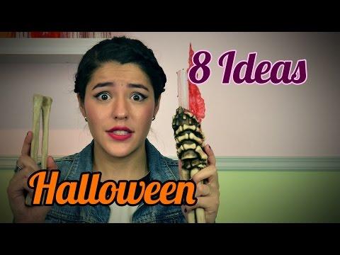 8 IDEAS PARA HALLOWEEN | DIA DE MUERTOS RECETAS MUSAS from YouTube · Duration:  9 minutes 27 seconds