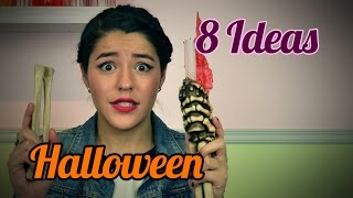 8 IDEAS FOR HALLOWEEN | DAY OF THE DEAD RECIPES MUSAS