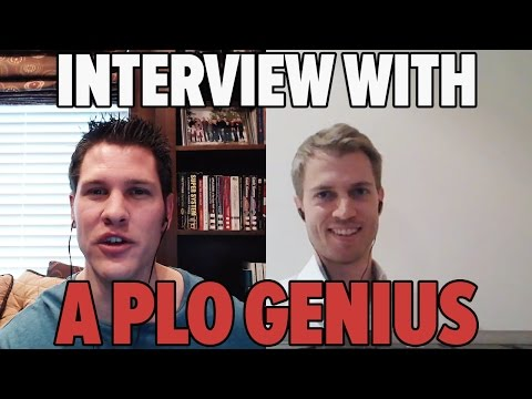 Interview with a PLO genius- Phil Rocquemore Cardquant Founder