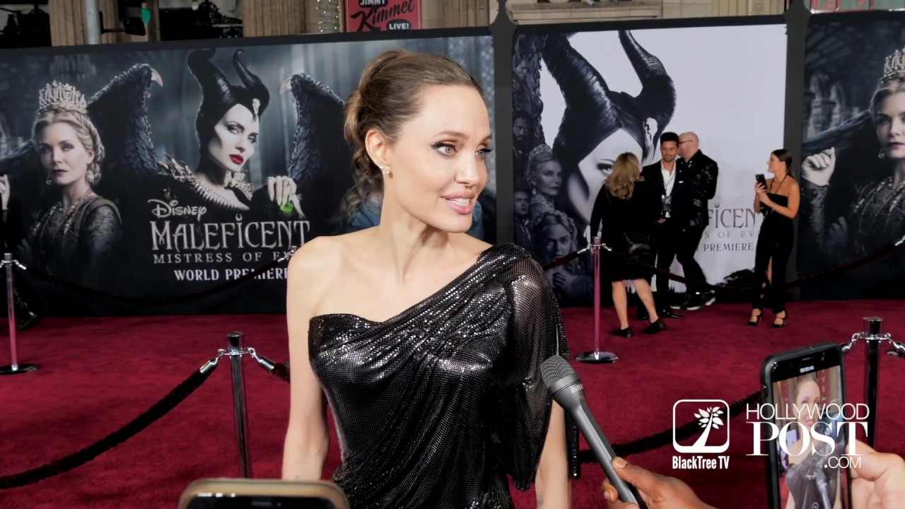 Angelina Jolie On Immigration Debate In Relation To Maleficent Mistress Of Evil