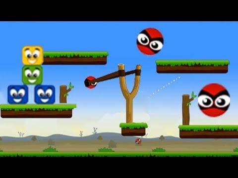 Juegos Para Niños Pequeños Knock Down 1 Juegos Infantiles Youtube