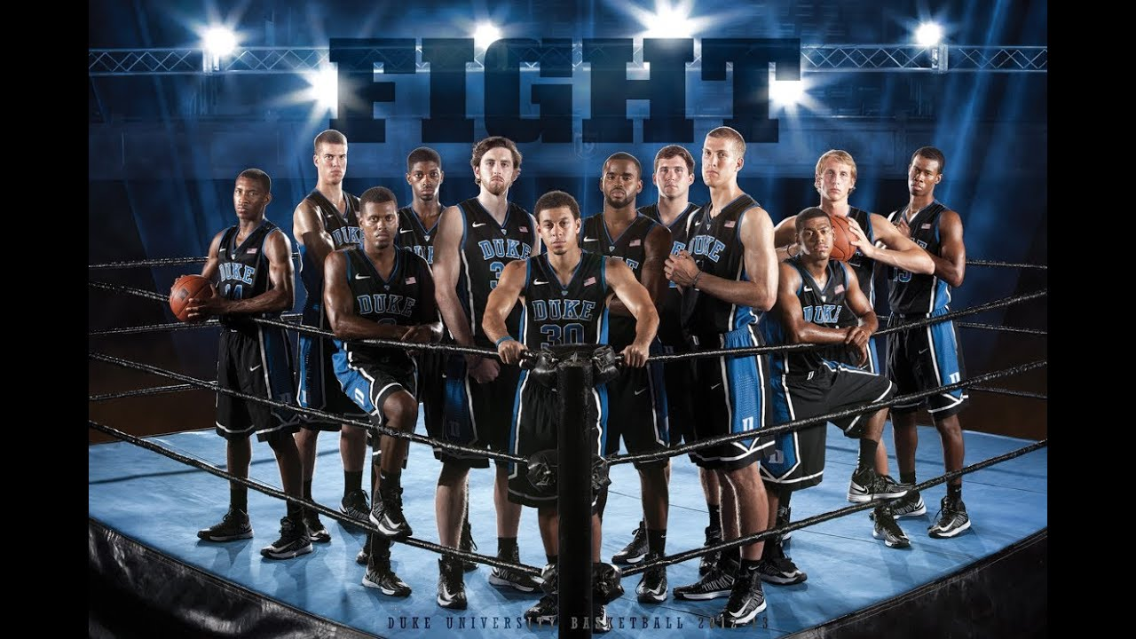 2012-13 Duke Basketball: Fight - YouTube