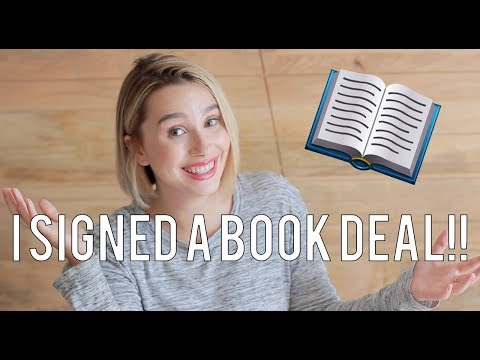 How I Got a Book Deal at 25 | THE DIRTY WORD
