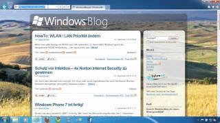 IE9 - Internet Explorer 9 Beta Preview