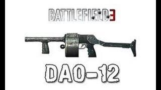 BF3 Online Pirata | Teste da arma #1 (DAO-12)