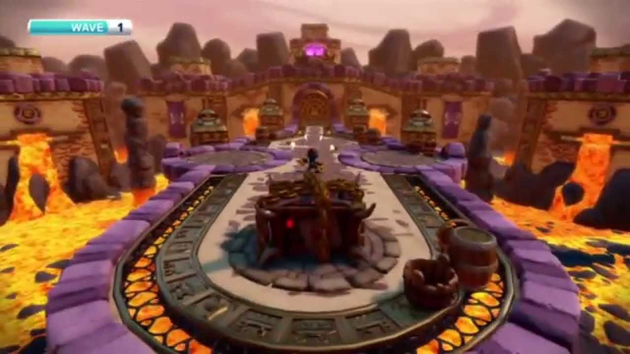 [Skylanders Trap Team Wii U] First Look