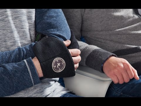 Napwrap - Travel Armrest