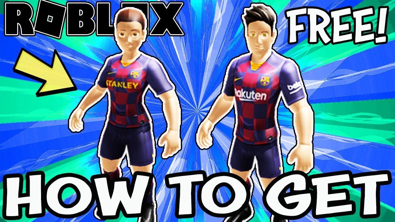 Free Rthro Bundles In Roblox Fc Barcelona Elite Striker Elite
