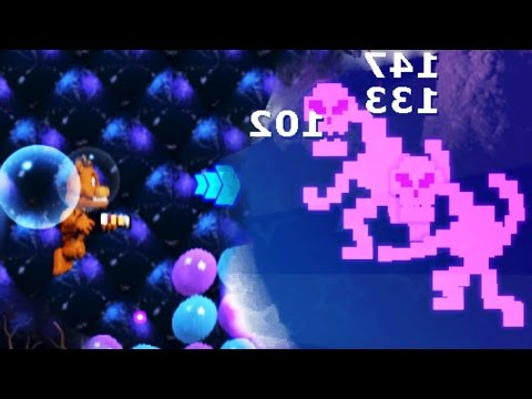 FREDDY IN SPACE! INSANE NEW ENEMIES! | FNAF World 3D (UPDATE 2) Part 2