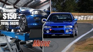 Get Your Car Track Ready for Cheap - Project Budget Track-Hack WRX Pt 1