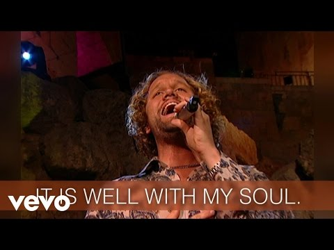 Guy Penrod, David Phelps - It Is Well With My Soul (Live/Lyric Video)