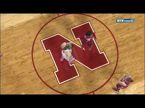 Nebraska vs. Wisconsin Women's Basketball - BTN Student U