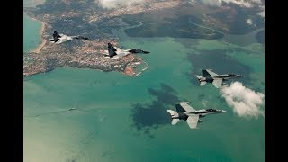 "NEW! NKRI Satukan Doa "" Demi Harga Diri Bangsa TNI Kirimkan Pesawat TMPR  Menuju Australia - Stafaband"