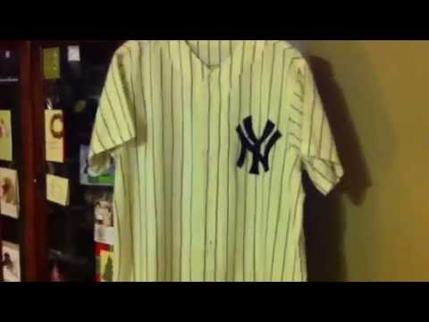 best sneakers f0a02 8af98 JOE DIMAGGIO MITCHELL AND NESS JERSEY RARE