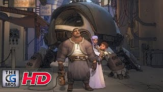 "CGI Animated Short Film *KICKSTARTER* ""The Ottoman"" - by Luckbat Studio"